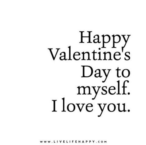 I Am My Own Valentine Quotes Tumblr thumbnail