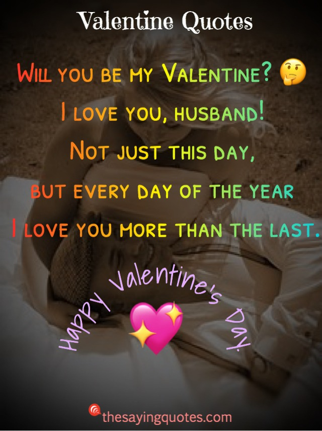 I Love You Everyday Not Just Valentines Day Pinterest thumbnail