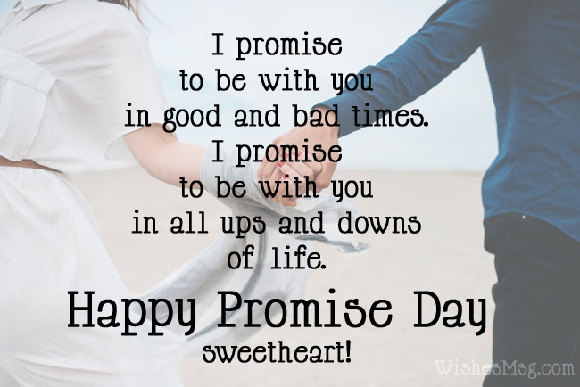 Images For Promise Day With Quotes Pinterest thumbnail