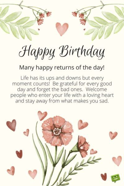 Inspirational Birthday Messages Facebook thumbnail