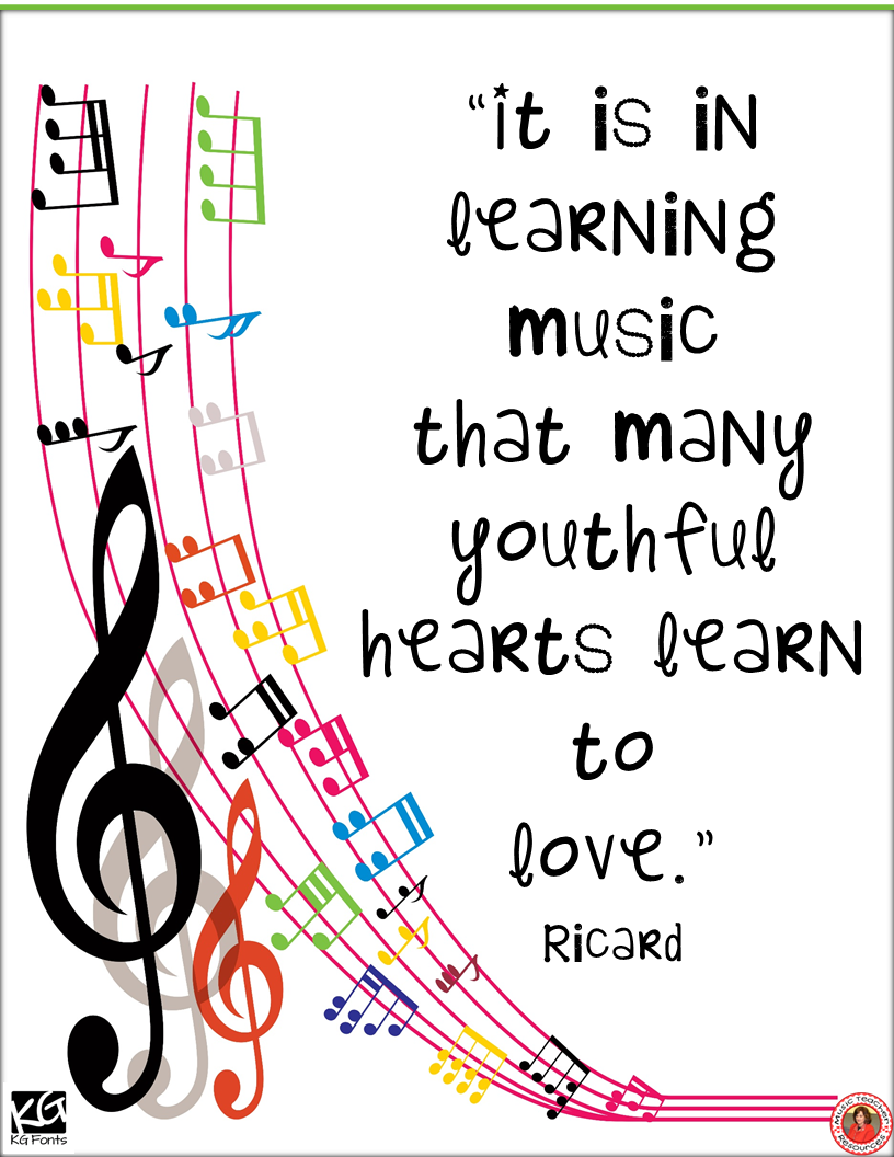 Inspirational Music Education Quotes Tumblr thumbnail