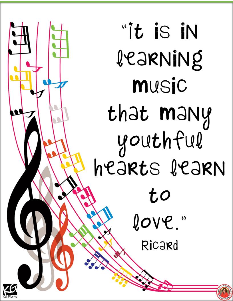 Inspirational Music Education Quotes Tumblr thumbnail