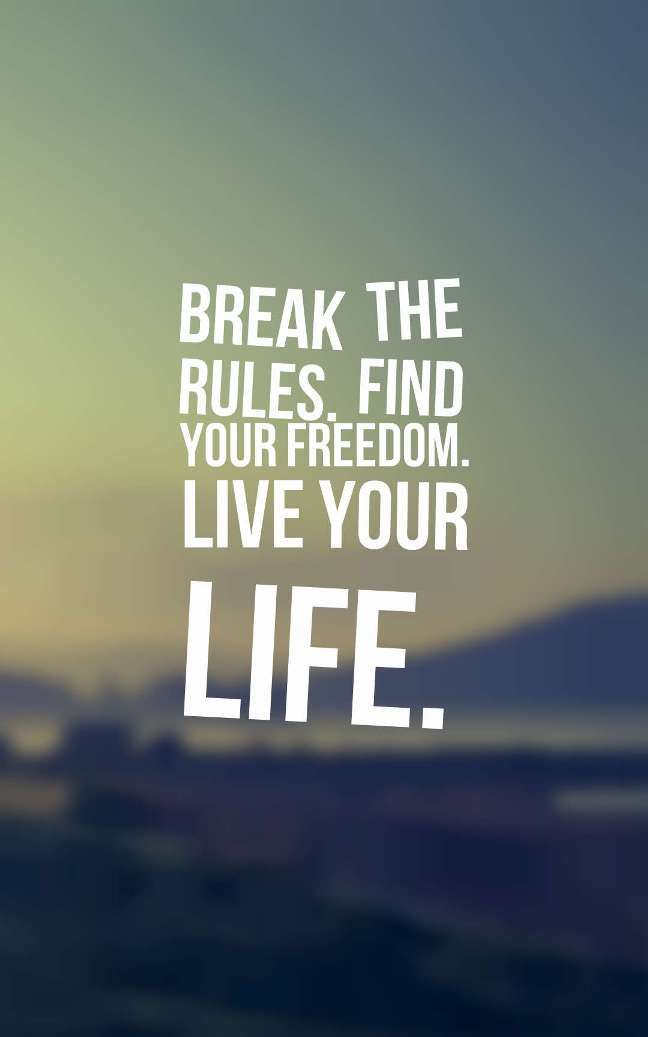 Inspirational Quotes Freedom Facebook thumbnail