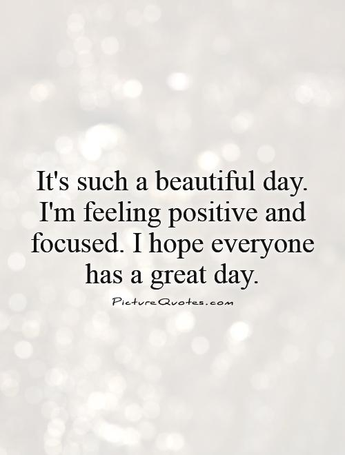 It's A Beautiful Day Quotes And Sayings Twitter thumbnail