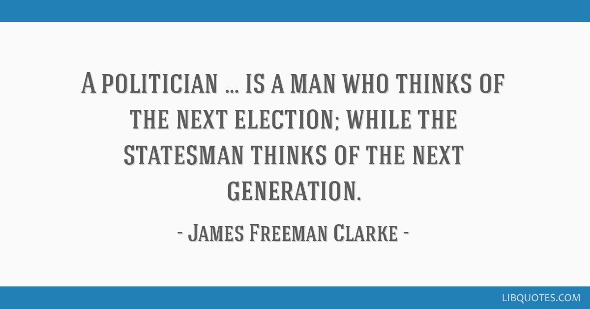 James Freeman Clarke Quotes Twitter thumbnail