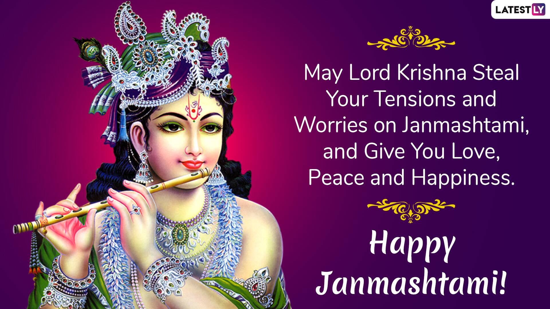 Janmashtami Wishes Twitter thumbnail