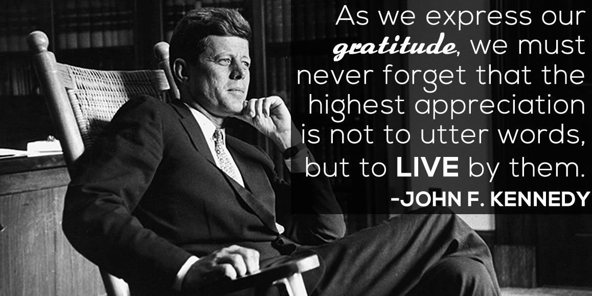 John F Kennedy Famous Quotes Twitter thumbnail