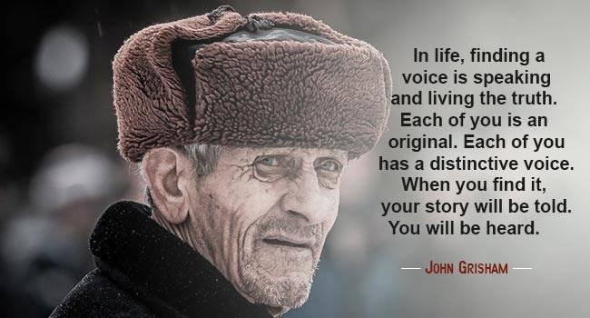 John Grisham Quotes thumbnail