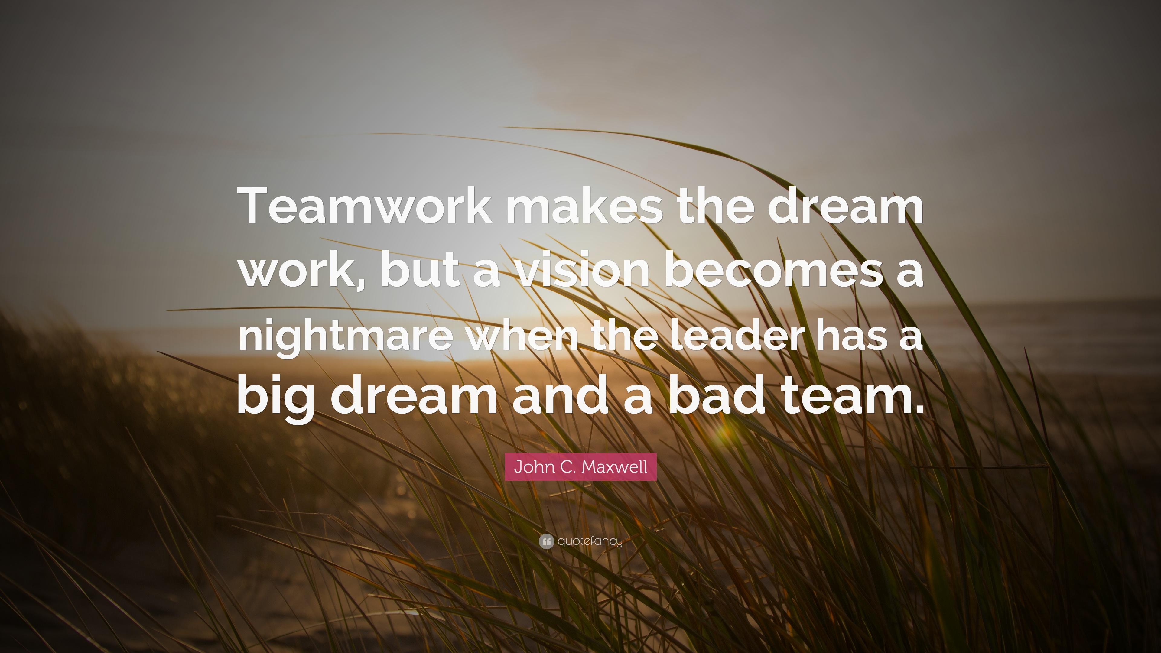 John Maxwell Quotes On Teamwork Pinterest thumbnail