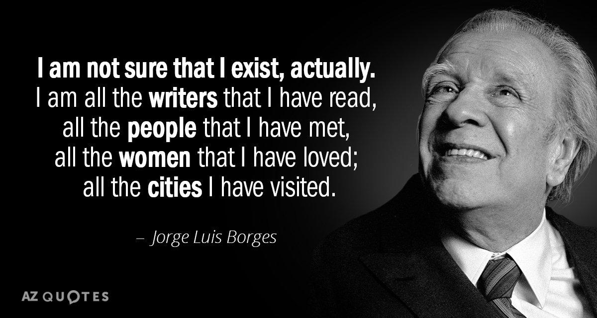 Jorge Borges Quotes Facebook thumbnail