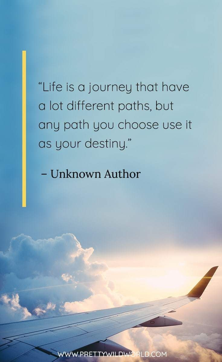 Journey Of Life Quotes Inspirational thumbnail