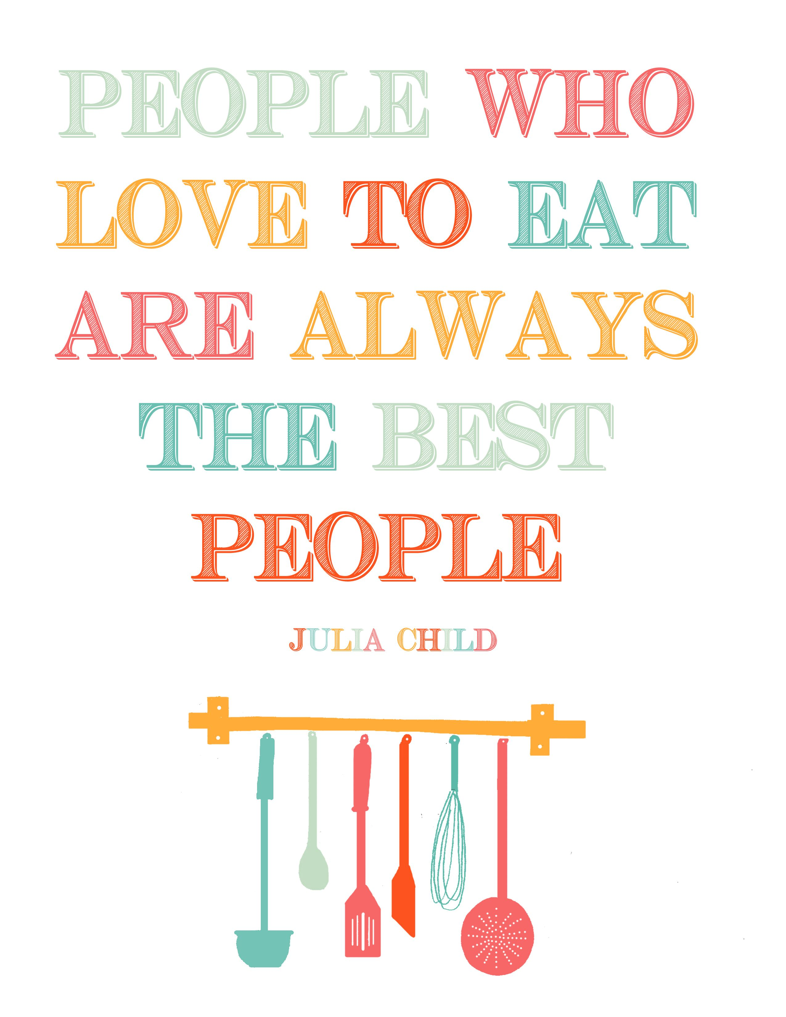 Julia Child Sayings Twitter thumbnail
