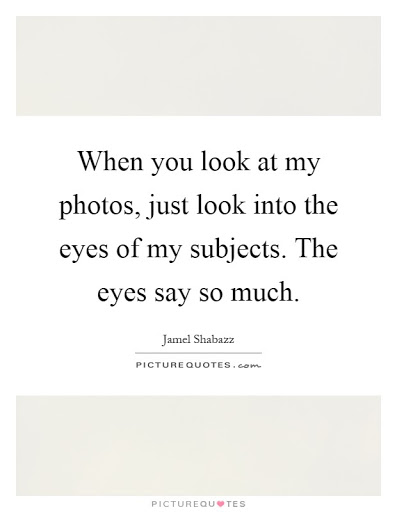 Just Look Into My Eyes Quotes Facebook thumbnail