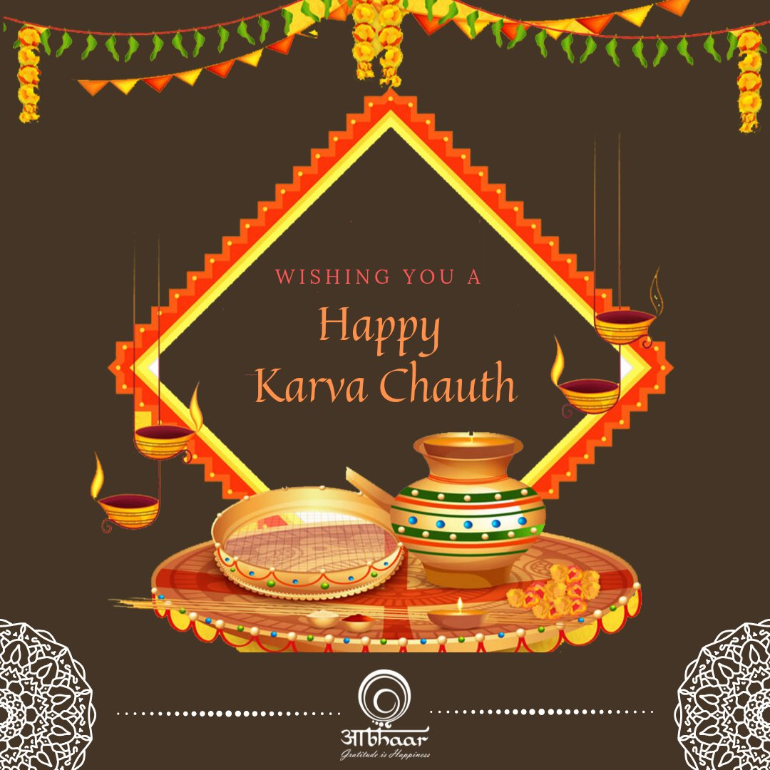Karva Chauth Wishes For Friends Twitter thumbnail