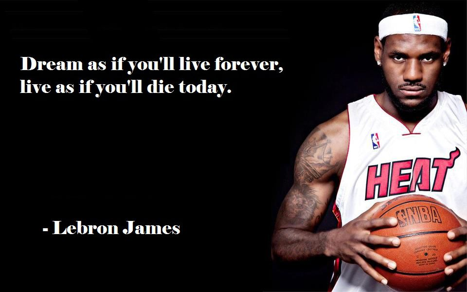 Lebron James Famous Quotes Facebook thumbnail