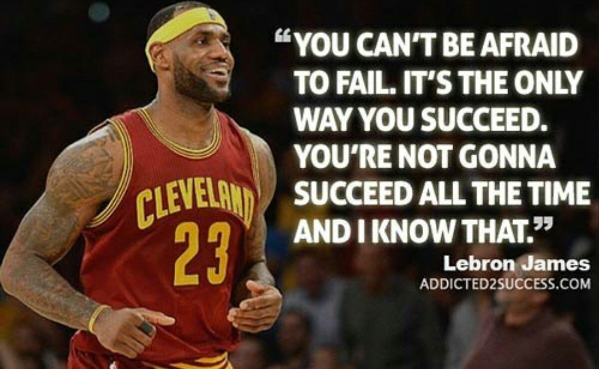 Lebron James Quotes On Success Twitter thumbnail