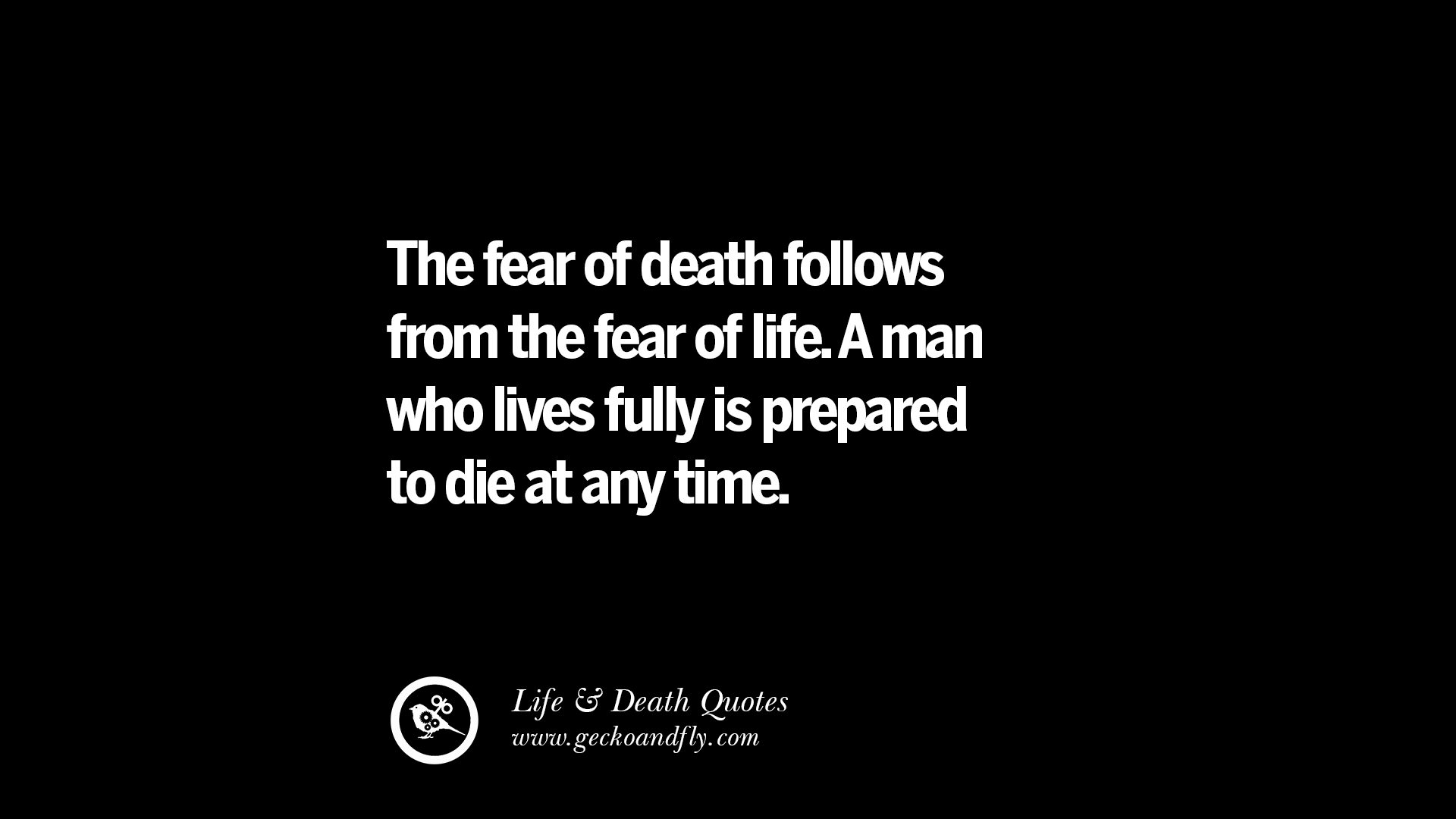 Life Death Quotes Twitter thumbnail