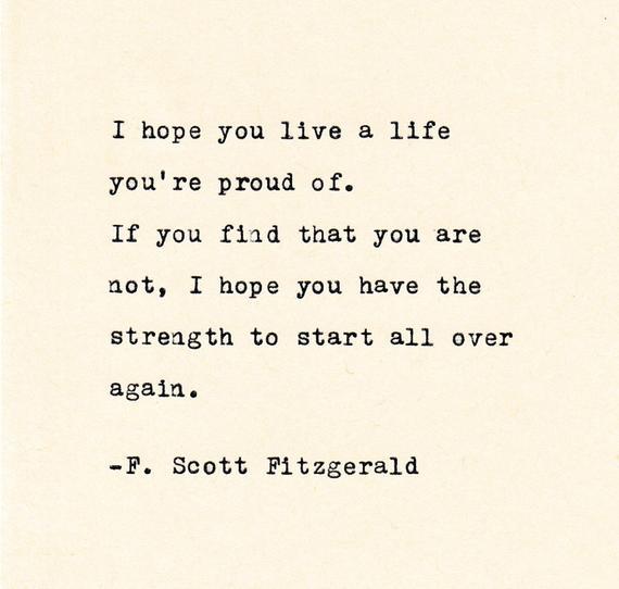 Life Quote F Scott Fitzgerald Twitter thumbnail