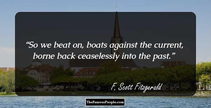 Life Quote F Scott Fitzgerald Tumblr thumbnail