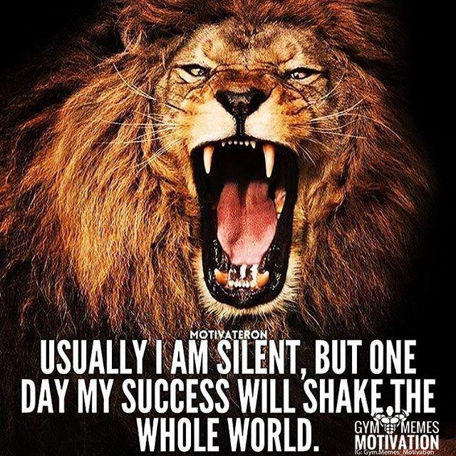 Lion Roar Quotes Facebook thumbnail