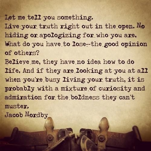 Live Your Truth Quotes Facebook thumbnail