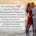 Love Message To My Lovely Wife