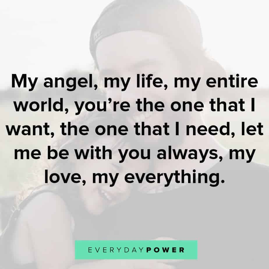 Love Of My Life Quotes For Him Pinterest thumbnail