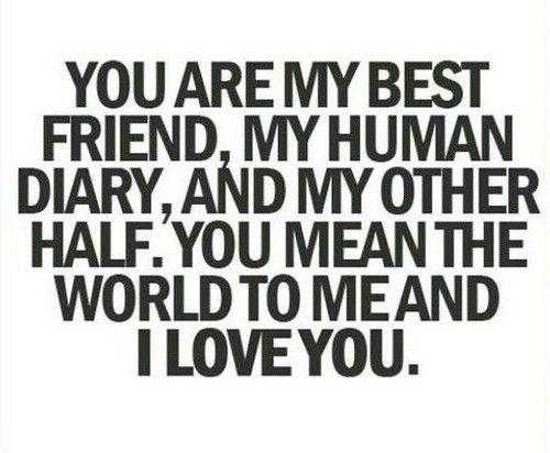 Love U As A Friend Quotes thumbnail