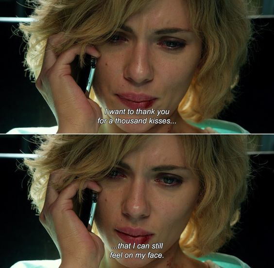 Lucy Movie Quotes Pinterest thumbnail