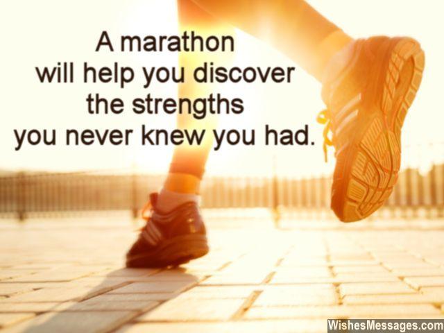 Marathon Encouragement Quotes Pinterest thumbnail