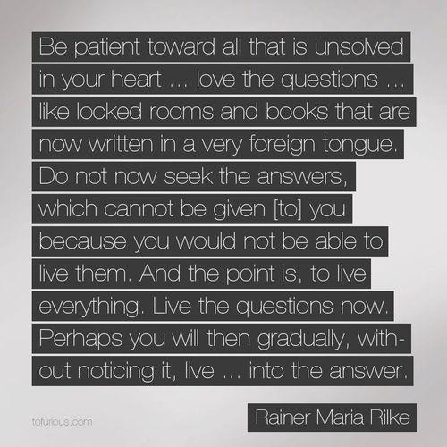 Maria Rainer Rilke Quotes Facebook thumbnail