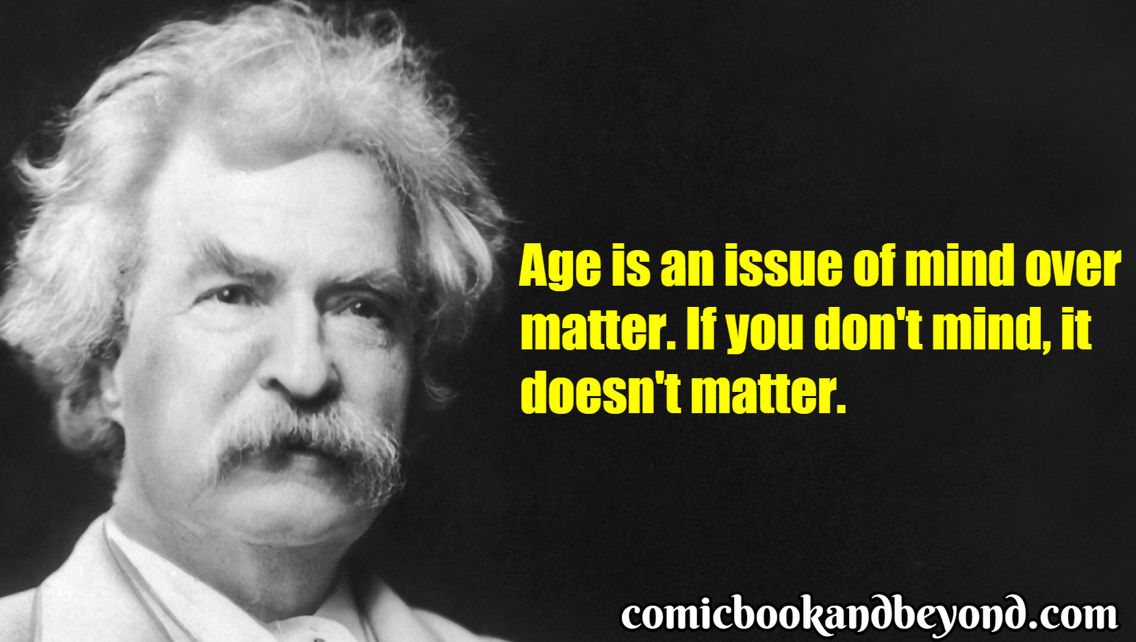 Mark Twain Clever Quotes thumbnail