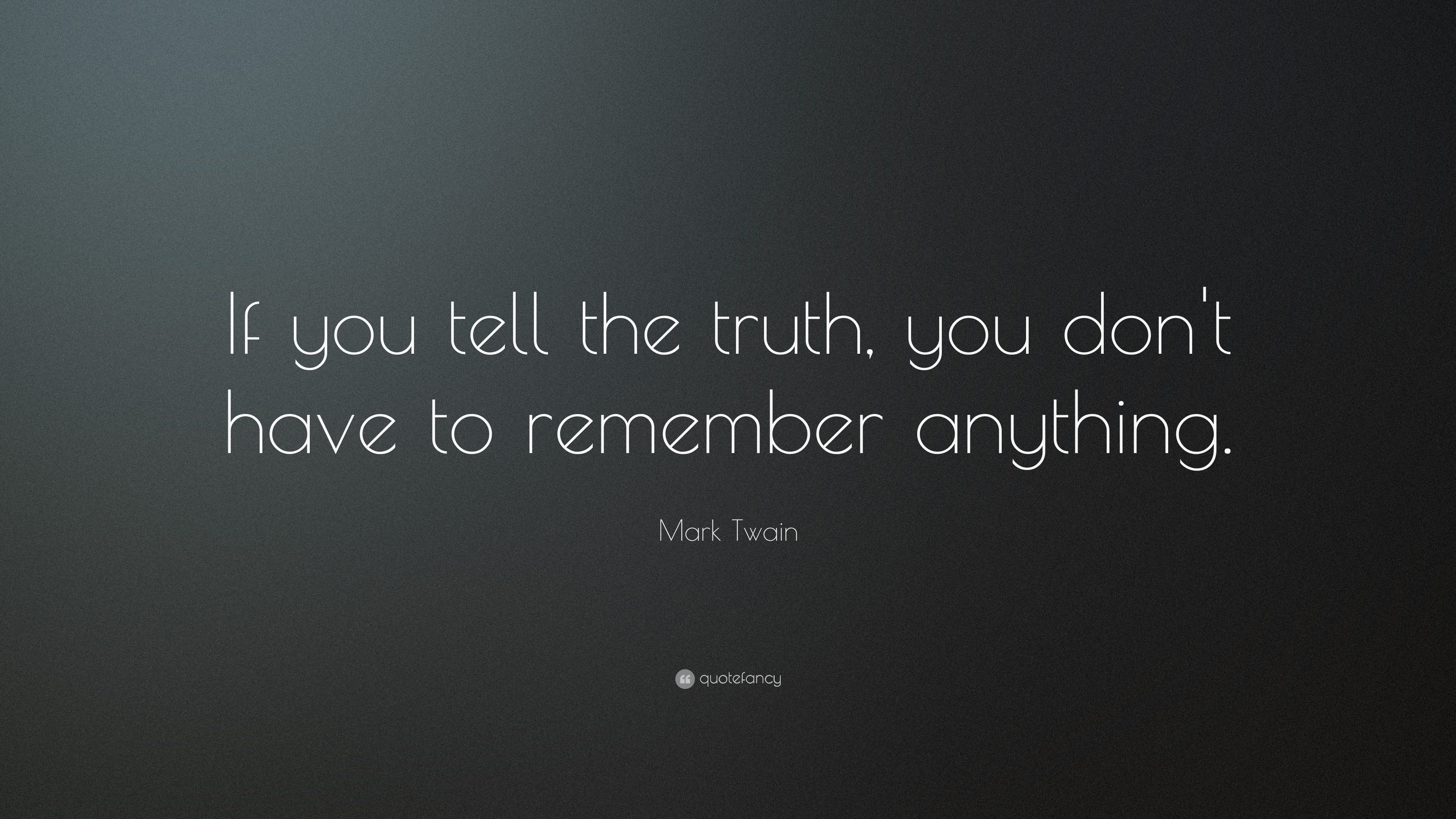 Mark Twain Compliment Quote Facebook