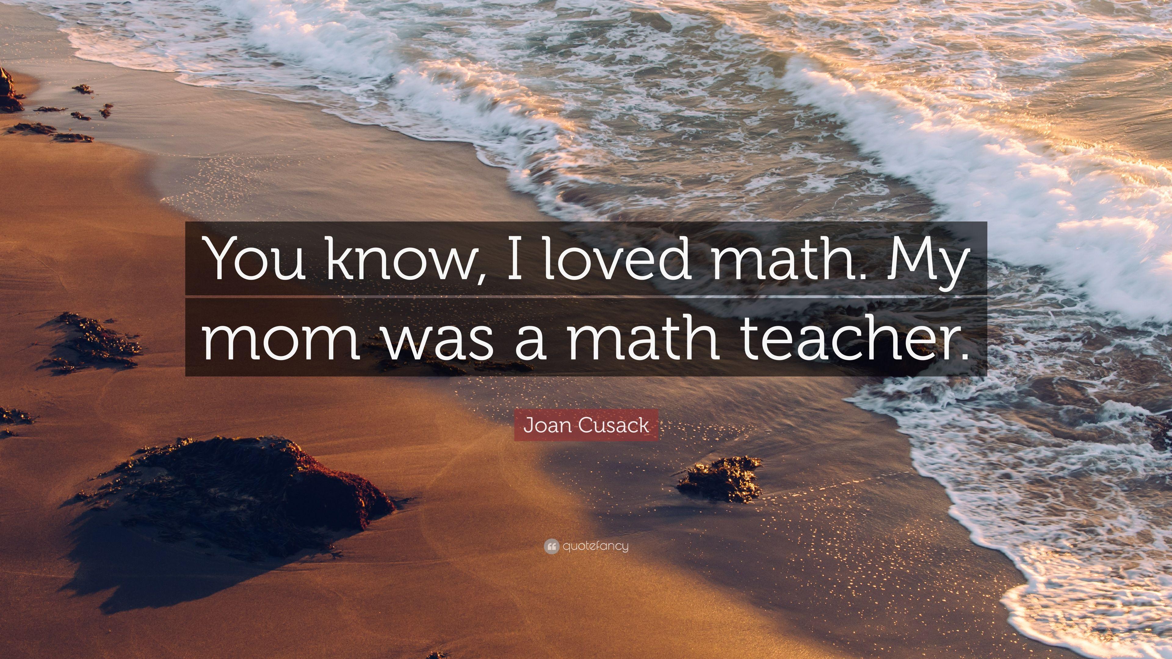Math Teacher Quotes Twitter thumbnail