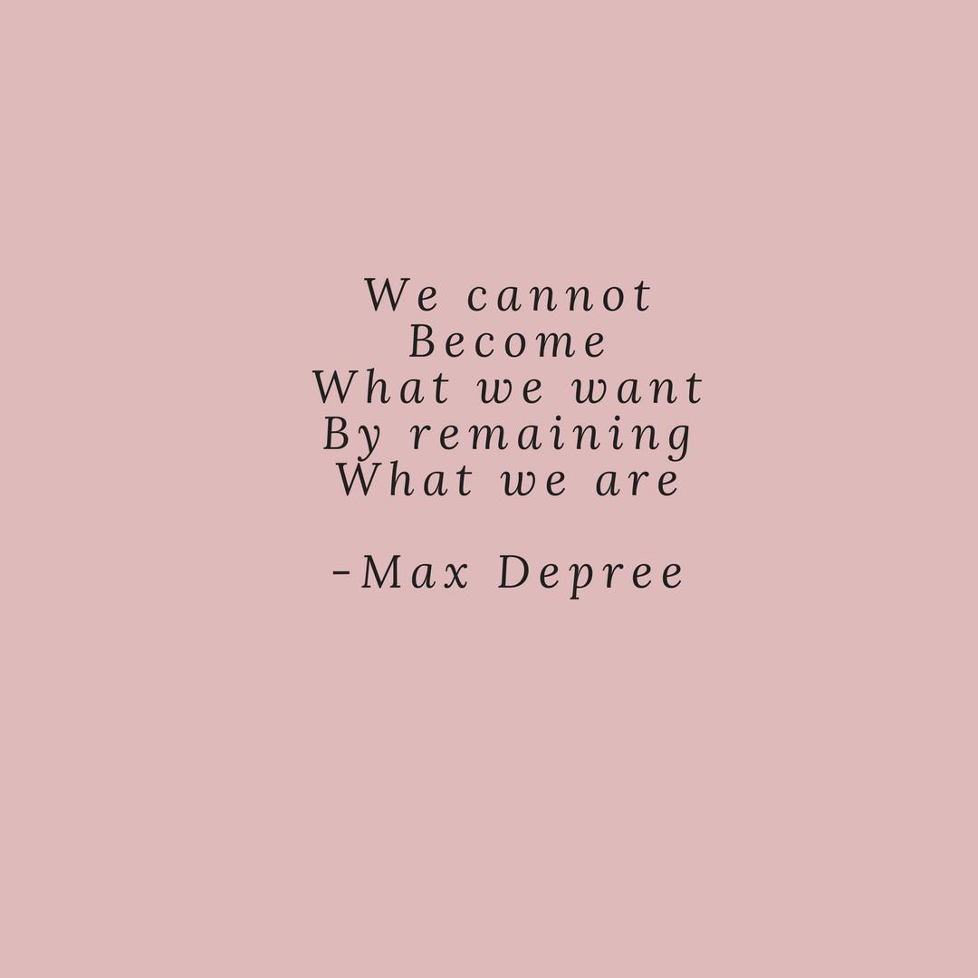 Max Depree Quotes Tumblr thumbnail