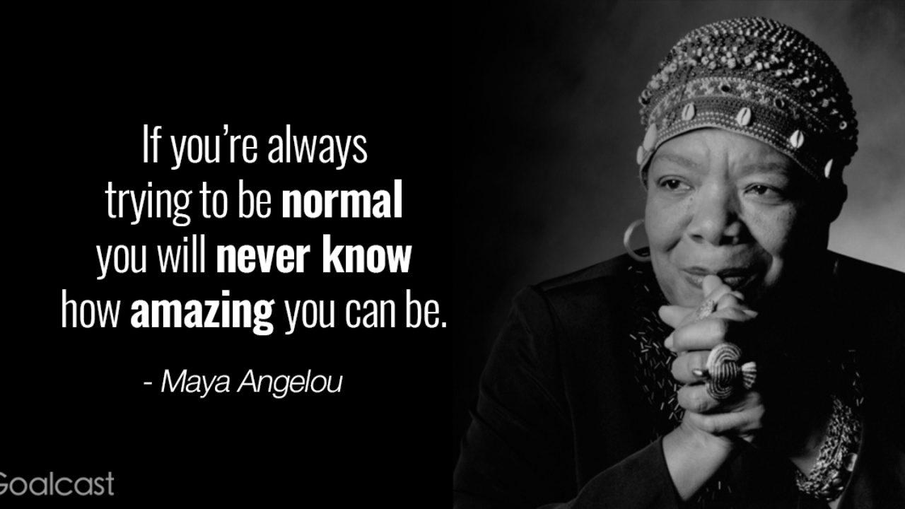 Maya Angelou Success thumbnail