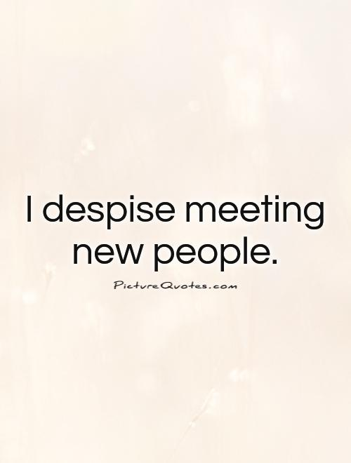 Meeting New People Quotes Twitter thumbnail