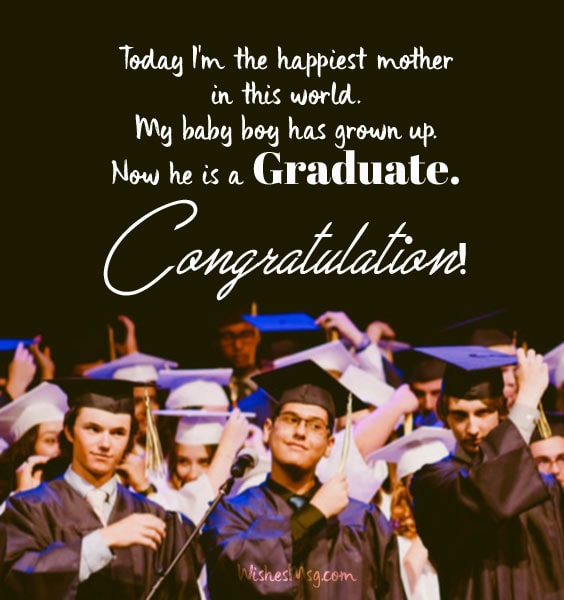 Message Of A Mother To Her Graduating Son Tumblr thumbnail