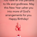 Happy Birthday Message To A Christian Friend