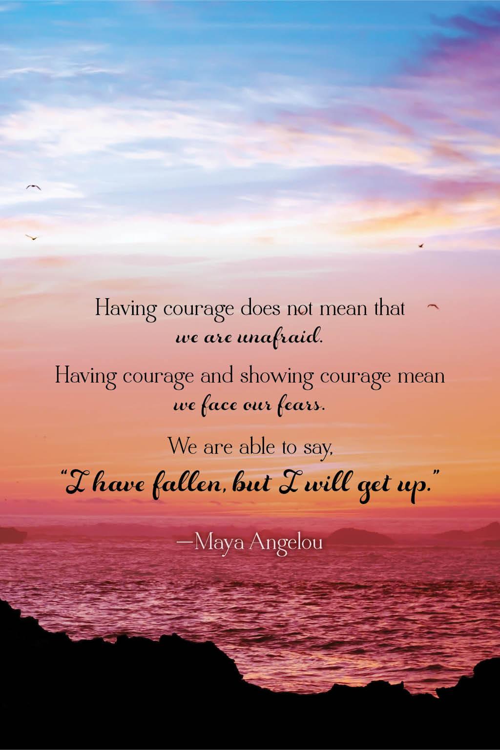 Messages Of Strength And Support Facebook thumbnail
