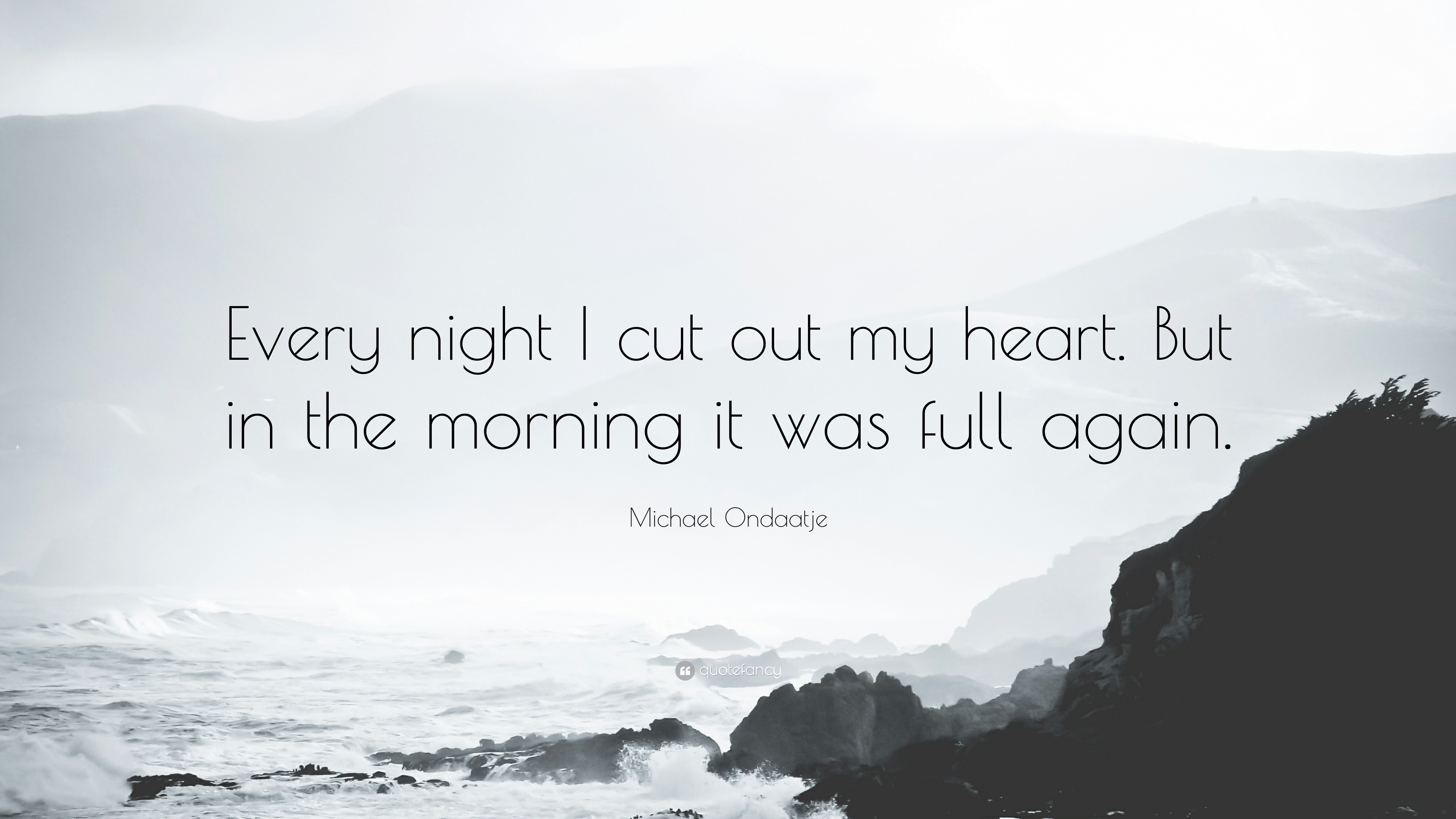 Michael Ondaatje Quotes Tumblr thumbnail