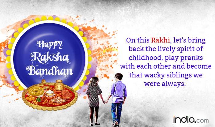 Missing Brother On Raksha Bandhan Quotes thumbnail