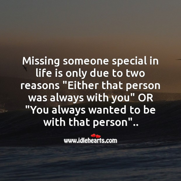 Missing Someone Very Special Pinterest thumbnail