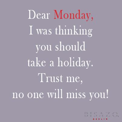 Monday Humor Quotes thumbnail
