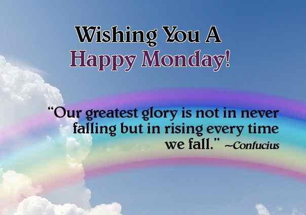 Monday Morning Encouragement Pinterest thumbnail