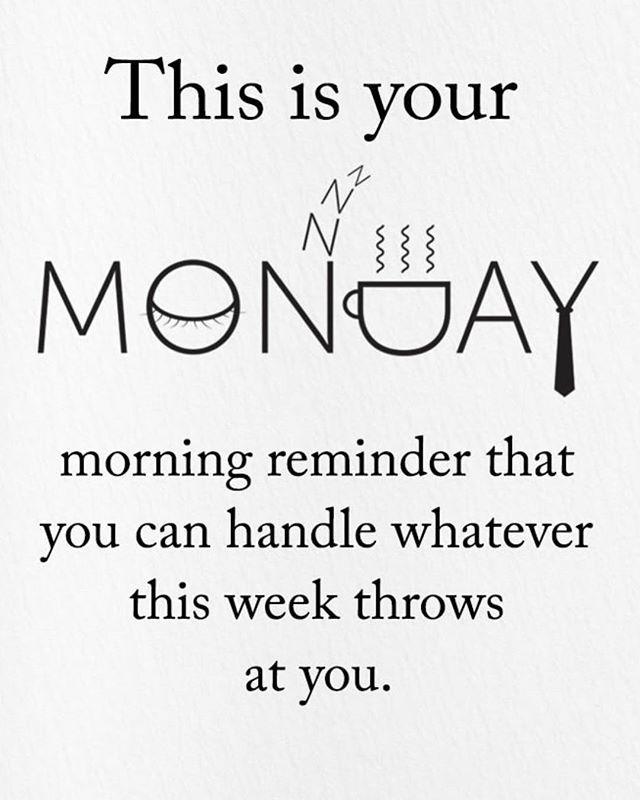 Monday Morning Motivational Message Facebook thumbnail