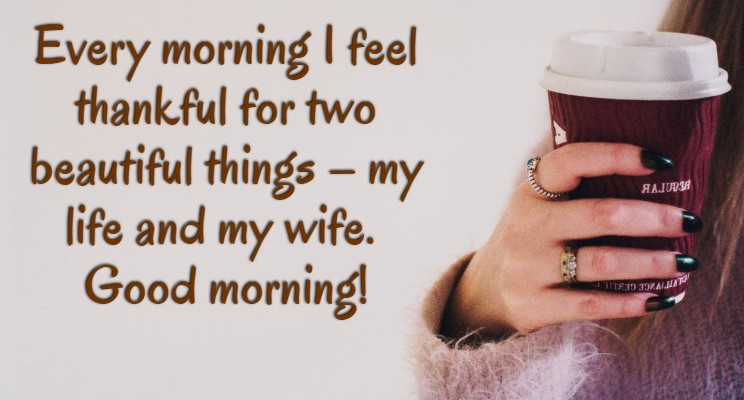 Morning Quotes For My Wife Pinterest thumbnail