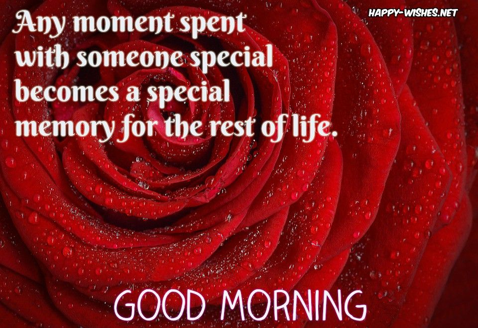 Morning Wishes For Someone Special Pinterest thumbnail