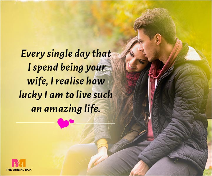 Most Romantic Words For Wife Facebook thumbnail
