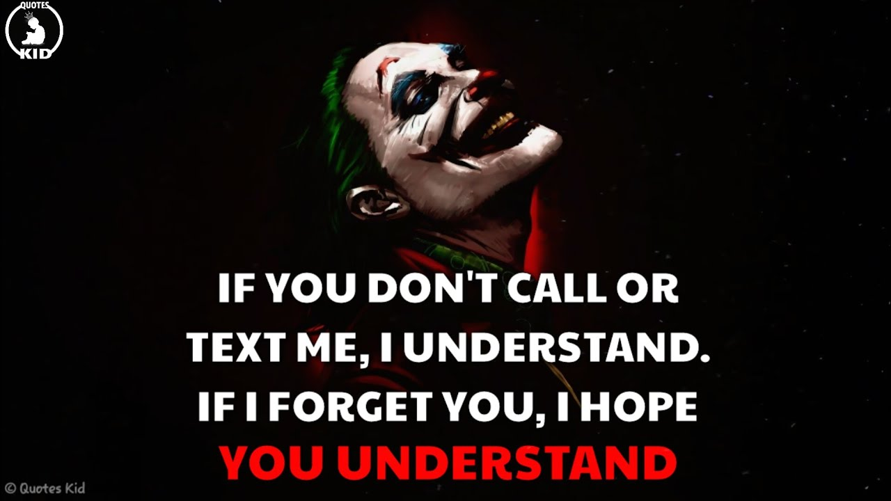Motivational Joker Twitter thumbnail